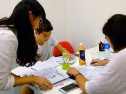 Chinees studeren in Shanghai