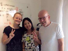 Chinees leren in Beijing met docent Lucy