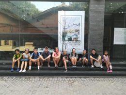Zomerkamp in Beijing