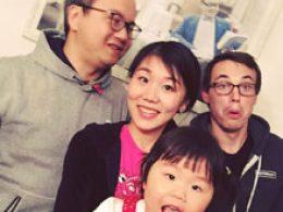 Engelse Les Gastgezin in Beijing