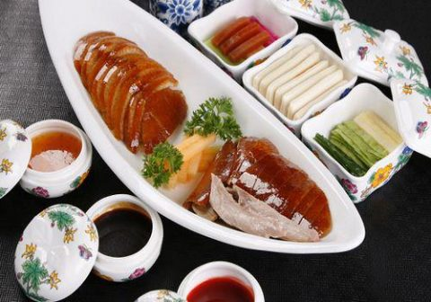 Peking Eend - Traditioneel Chinees Eten