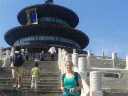 Reizen door China